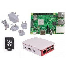 RPi 3B+ (2018) White Starter Kit