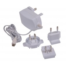 RPi 3 White International Power Supply