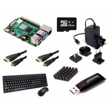 RPi 4  (2019) Desktop Starter Kit